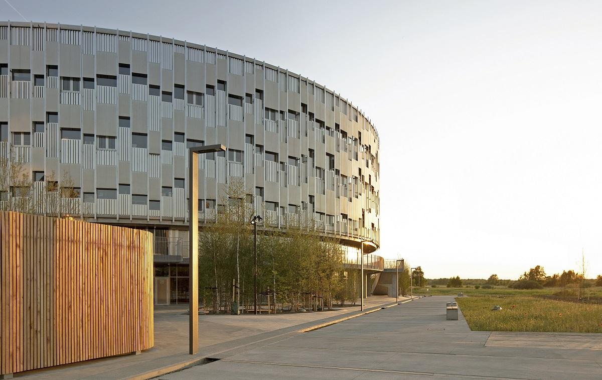 Nu kan du stemme på dit favoritprojekt til Årets skolebyggeri - Forbundet Arkitekter og Designere