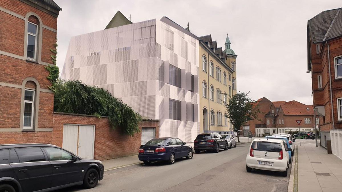 Udvidelse af Kirstine Seligmanns Skole